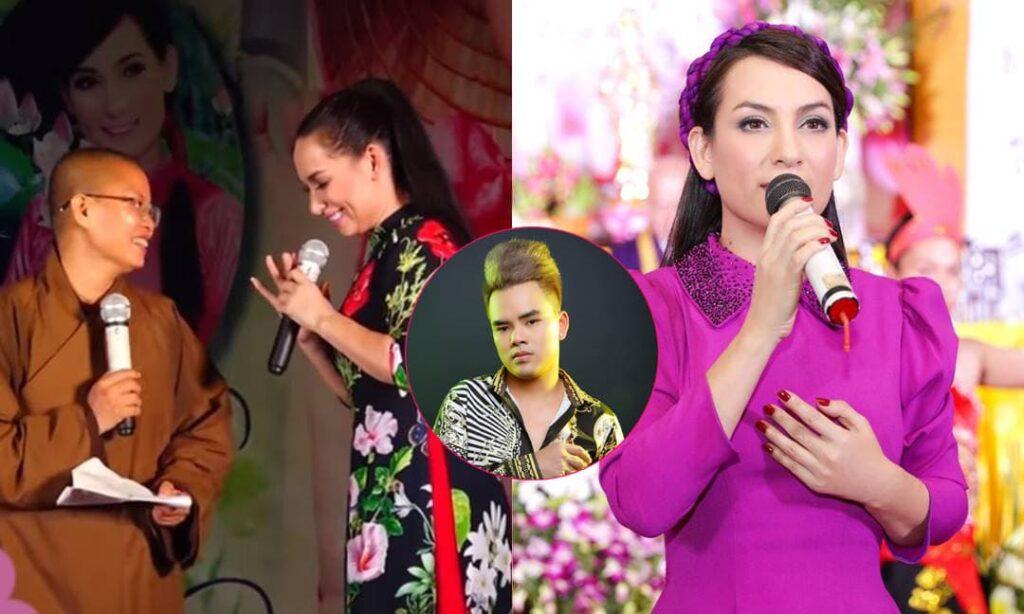 Đồng nghiệp ᴛ̧яᴀ́ᴄн CS Phi Nhung đi hát ở chùa lấy cát xê 'ɢɪᴀ́ ᴄʜᴀ́ᴛ': Tiền xăng xe đòi tận 40tr