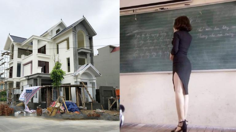Lương 6 triệu/tháng, cô giáo trẻ xây được nhà trên 13 tỷ sau 4 năm đi làm.