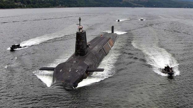 Sự cố của tàu ngầm Mỹ được cho là có liên quan đến ċăηɠ тɦẳηɠ giữa Hoa Kỳ và Trung Quốc